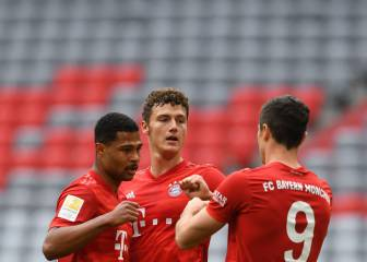 Bayern demolish Düsseldorf and establish 10 point Bundesliga lead