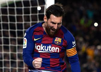 Lionel Messi is contagious for Barça squad, says Alba