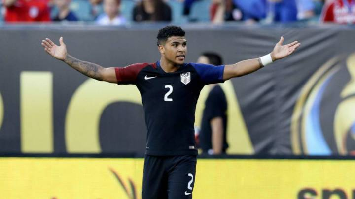 DeAndre Yedlin shares personal story following Floyd's death