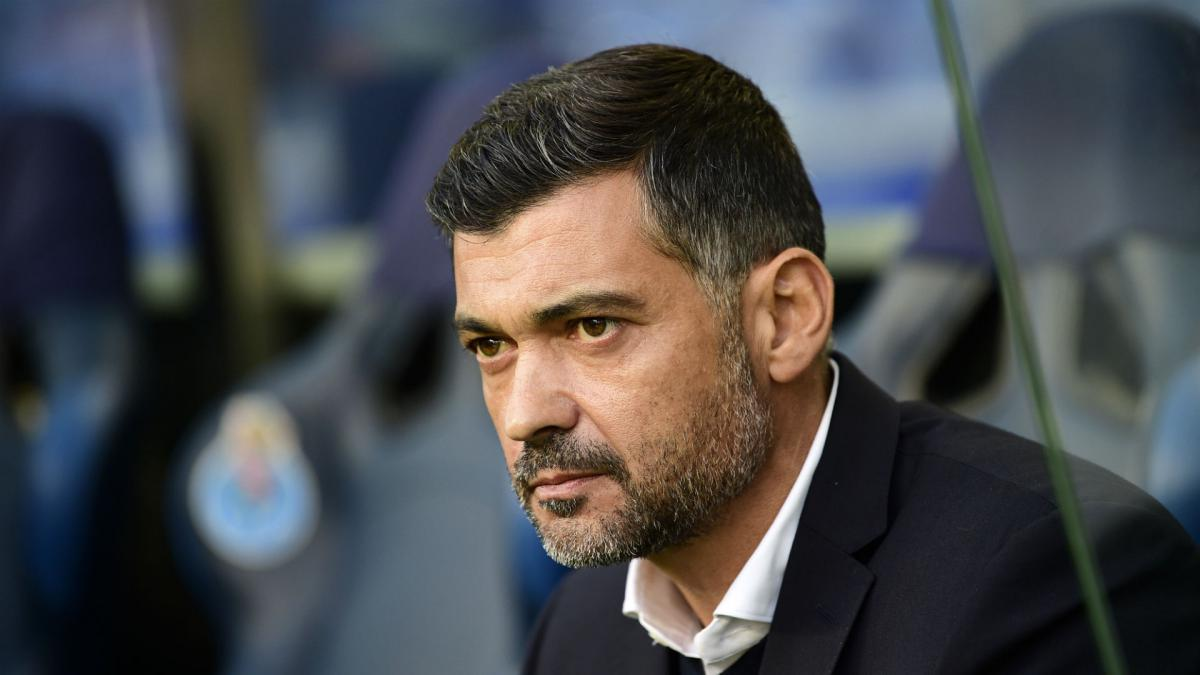 Football without fans like a salad without dressing - Porto boss Conceicao on Primeira Liga return