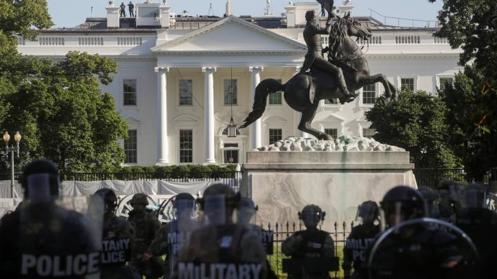 Martial Law and Insurrection Law in the United States: what are the differences?