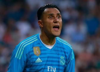 Morientes in no doubt over Navas status as Madrid legend