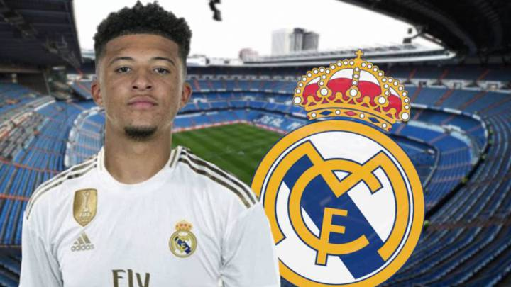 Real Madrid: Jadon Sancho came very close to joining in 2017
