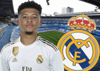 Sancho came very close to joining Real Madrid in 2017
