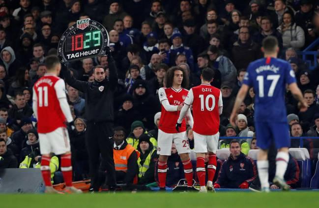 Premier League Return Five Fixtures Not To Miss As Com