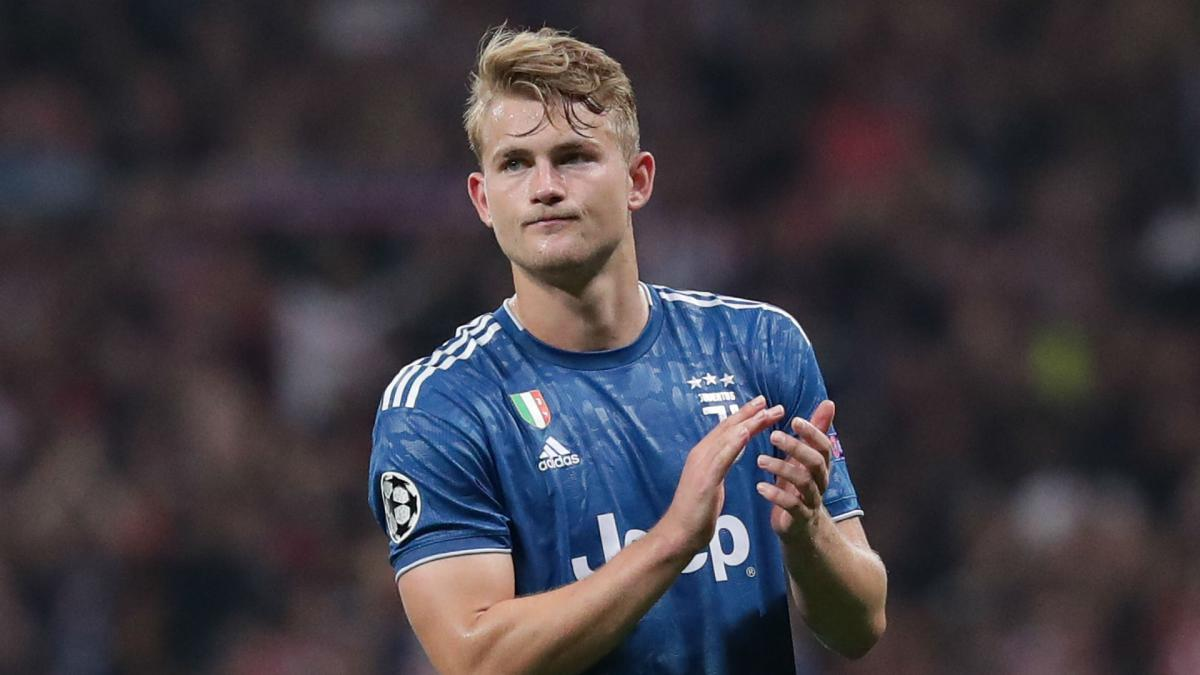 I'm very happy at Juventus – Matthijs de Ligt dismisses transfer speculation