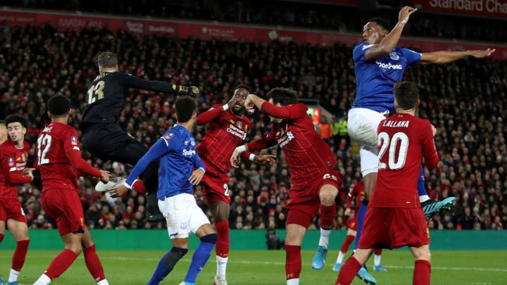 Merseyside Derby Can Be Played At Goodison Says Liverpool Mayor As Com