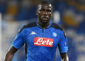 Napoli won't let Koulibaly leave on the cheap