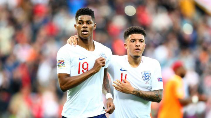 Sancho, Rashford, Trent, Sterling: Studies suggest England is now top producer of football talent