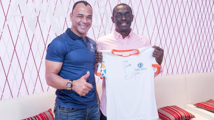 "Cafu on Qatar 2022 World Cup: ""an exceptional experience for everyone"""