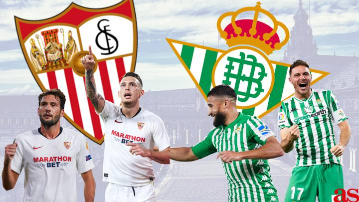 Sevilla vs Real Betis: How and where to watch LaLiga return - times, TV, online