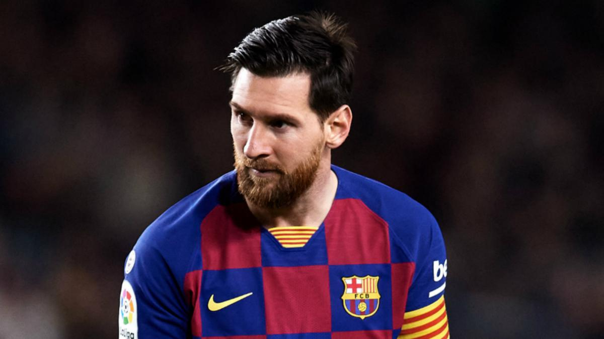 Barcelona's Messi: 'Being away from the game has made me think' - AS English