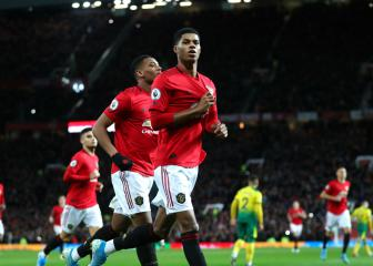 Saha: attitude change has turned Rashford into 'proper' leader