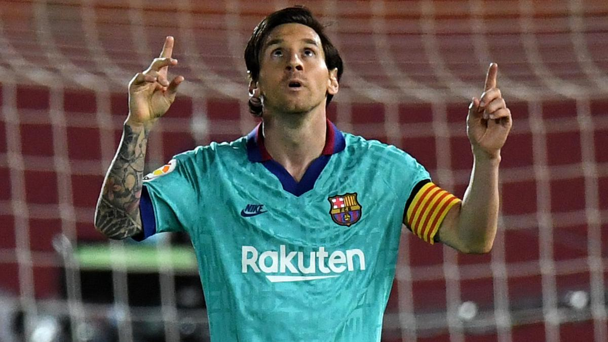 Messi makes more LaLiga history with 20th goal of 2019-20