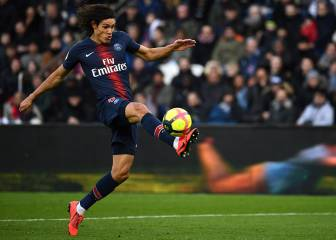 Cavani and Thiago Silva will leave PSG this summer