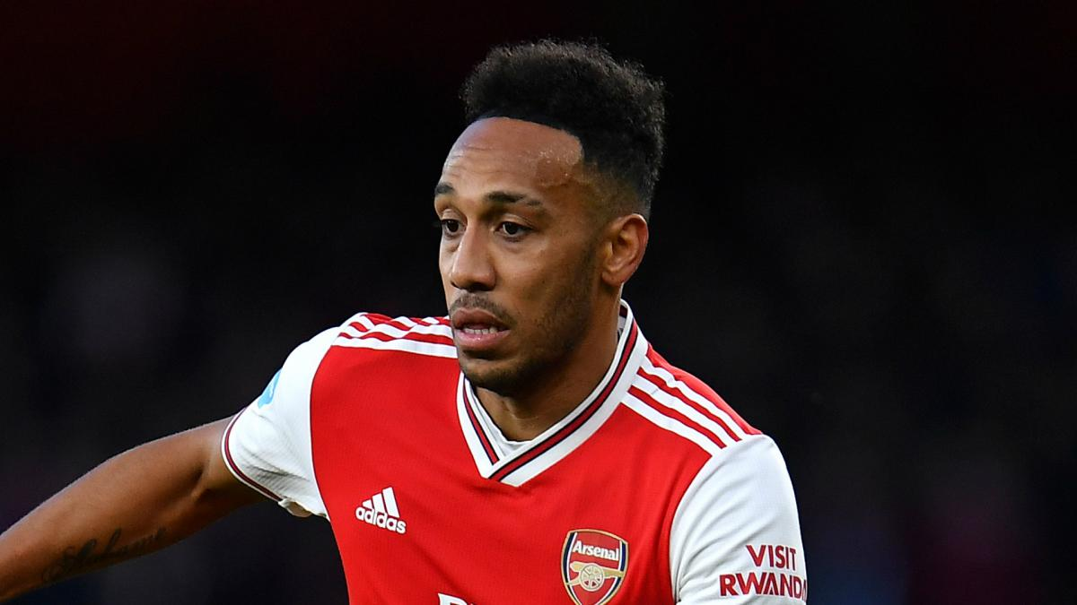 Aubameyang says Arsenal 'hold the keys' over his future