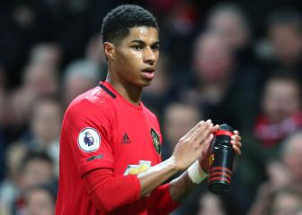 Rashford pens emotional letter to continue free meals