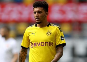 Dortmund prepared to lose Sancho and Hakimi, says Favre