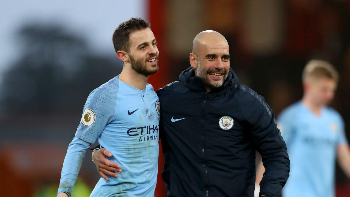 Nuno Gomes marvels at Bernardo Silva's progress under Guardiola