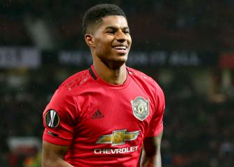 Rashford says UK Government has
