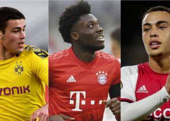 Gio Reyna, Dest and Davies amongst the 2020 Golden Boy Award shortlist