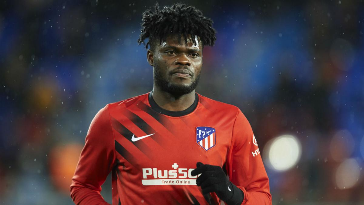 Thomas Partey wanted by the best in Europe, claims Simeone
