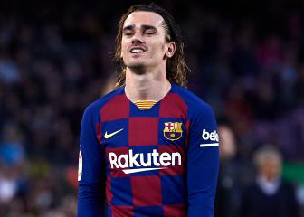 Griezmann's Barça role assessed by boss Setién