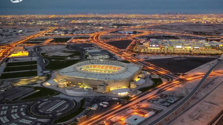 Qatar 2022: Al-Rayyan Stadium ready and awaiting inauguration