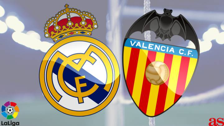 Real Madrid vs Valencia: How and where to watch LaLiga - times, TV ...