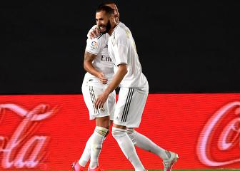 Benzema amazed to be among Real Madrid's top five scorers