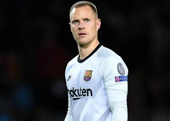 Ter Stegen confident Barcelona will clinch LaLiga title