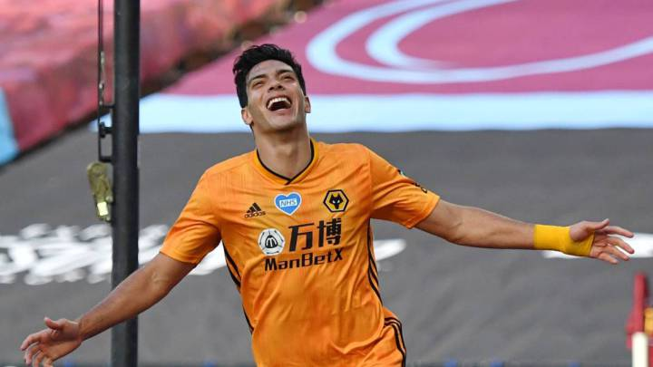 Raul Jimenez breaks 'Chicharito's' record in the Premier League