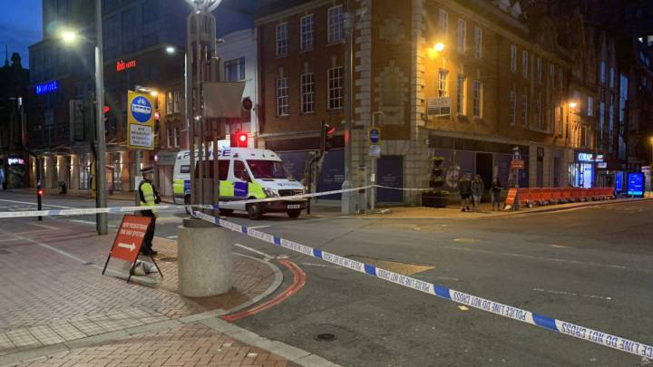 Three dead after Reading knife attack