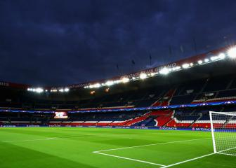 Three Paris Saint-Germain players test positive for coronavirus