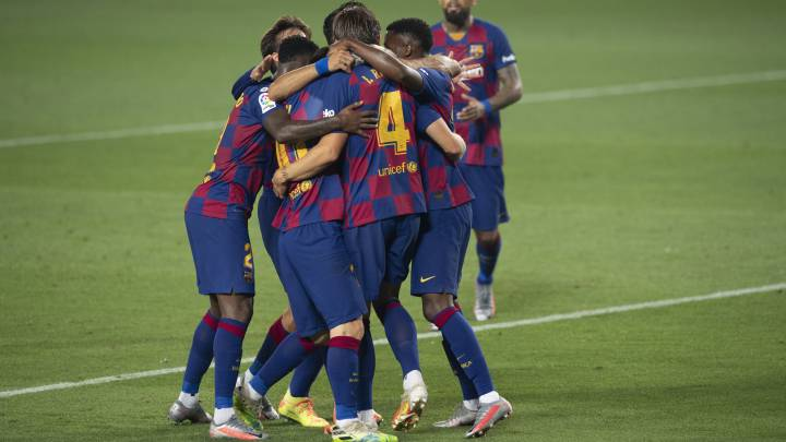 Barcelona player ratings after hard fought win over Athletic