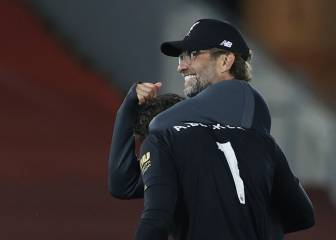 Liverpool eye records as Reds close in on Premier League title