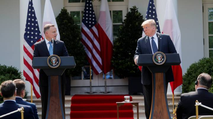 Trump: why is US president moving troops from Germany to Poland?