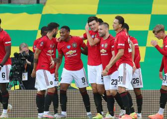 Man Utd face Chelsea, Arsenal meet Man City in FA Cup semis