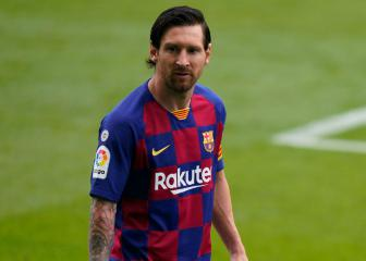 Simeone says squad harmony is key when asked about Setién-Messi rift