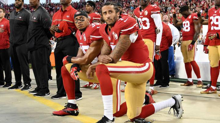 Colin Kaepernick to be featured in new six-part Netflix series