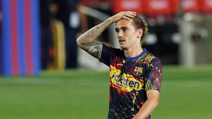 'Difficult to play Griezmann without destabilising Barcelona'
