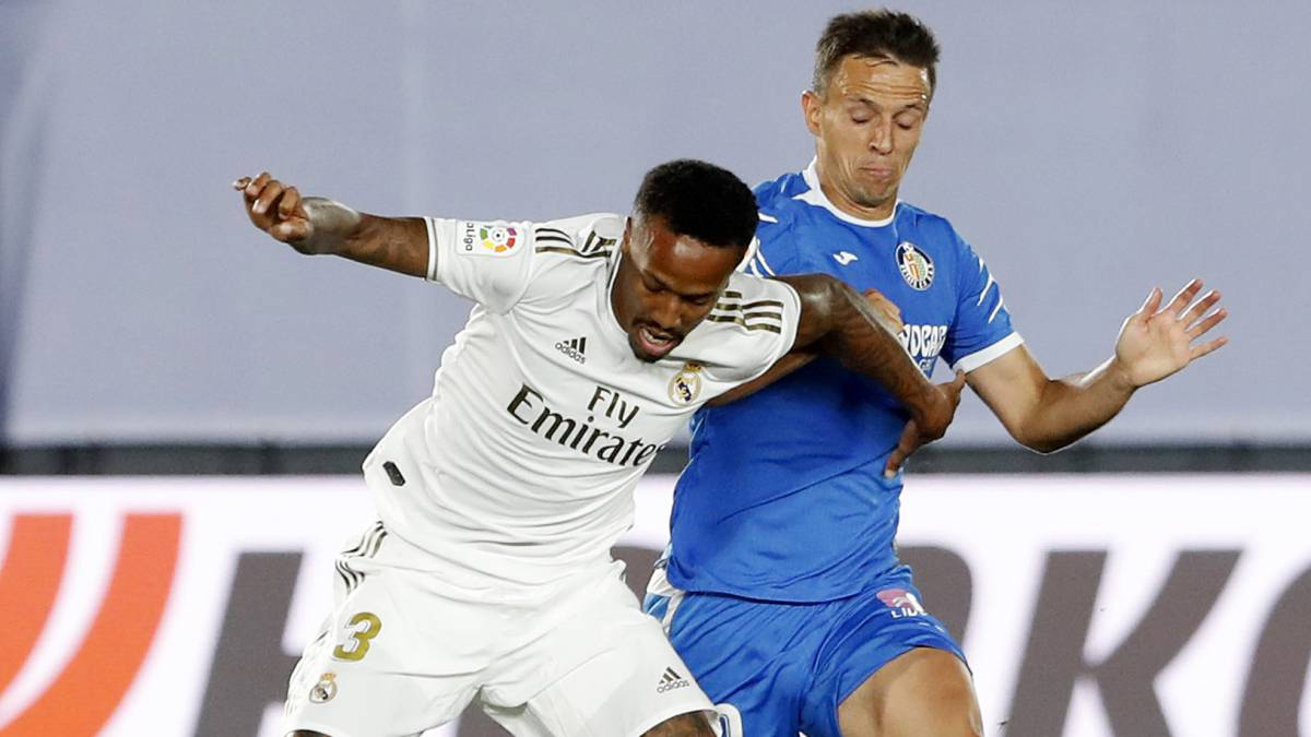 Getafe vs Real Madrid LIVE: LaLiga commentary stream and ...   Real Madrid- Getafe