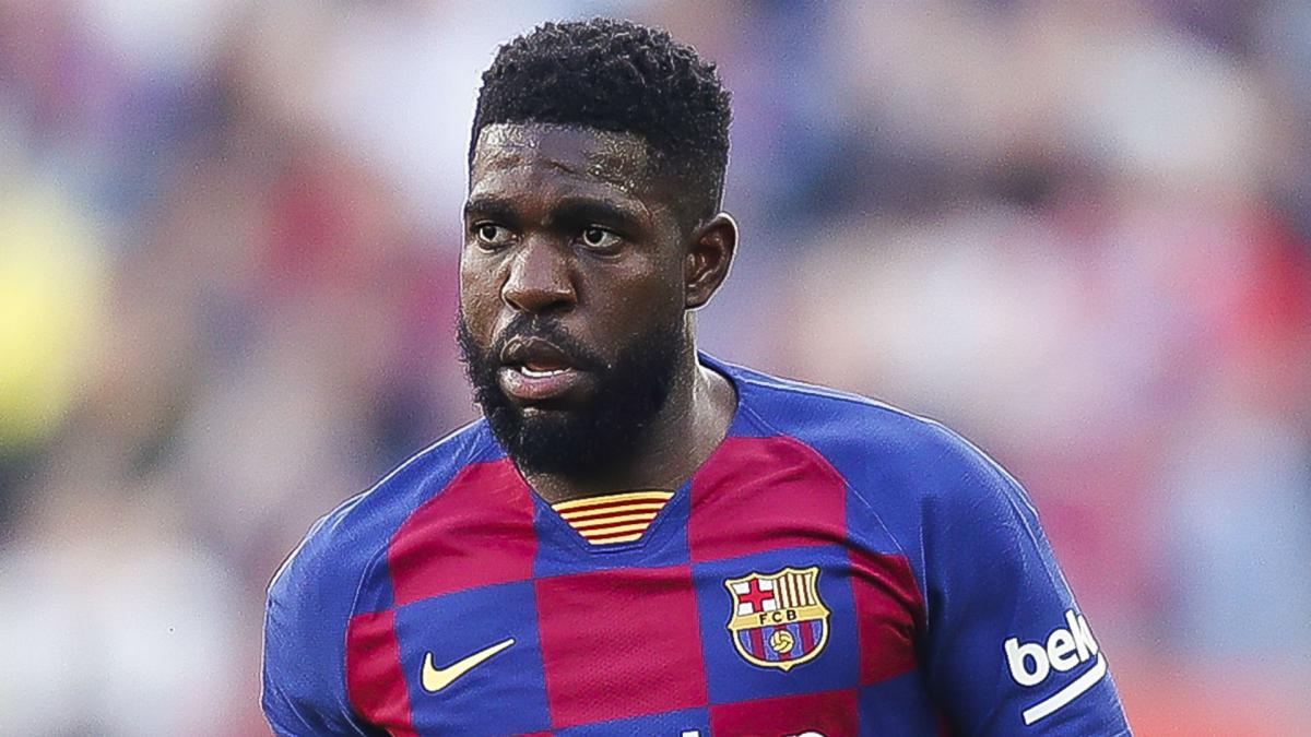 Barca defender Umtiti suffers another injury setback