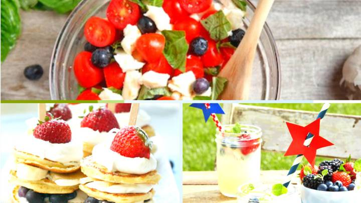 July 4th: food ideas to celebrate Independence Day 2020