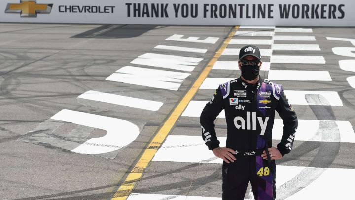 Who is Jimmie Johnson, the NASCAR driver who tested positive for coronavirus?