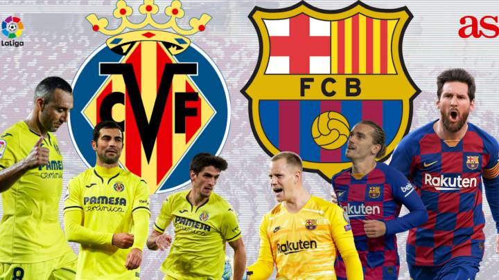 Villarreal vs Barcelona: how and where to watch - times, TV...