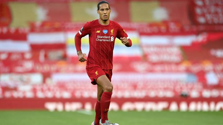 Van Dijk Reveals Why He Chose Liverpool Over City Chelsea As Com