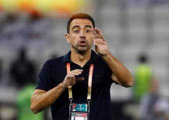 Barça to wait as Xavi pens Al-Sadd extension