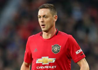 Nemanja Matic signs new three-year Man Utd contract