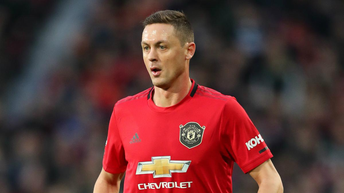 BREAKING NEWS: Matic signs new three-year Man Utd contract